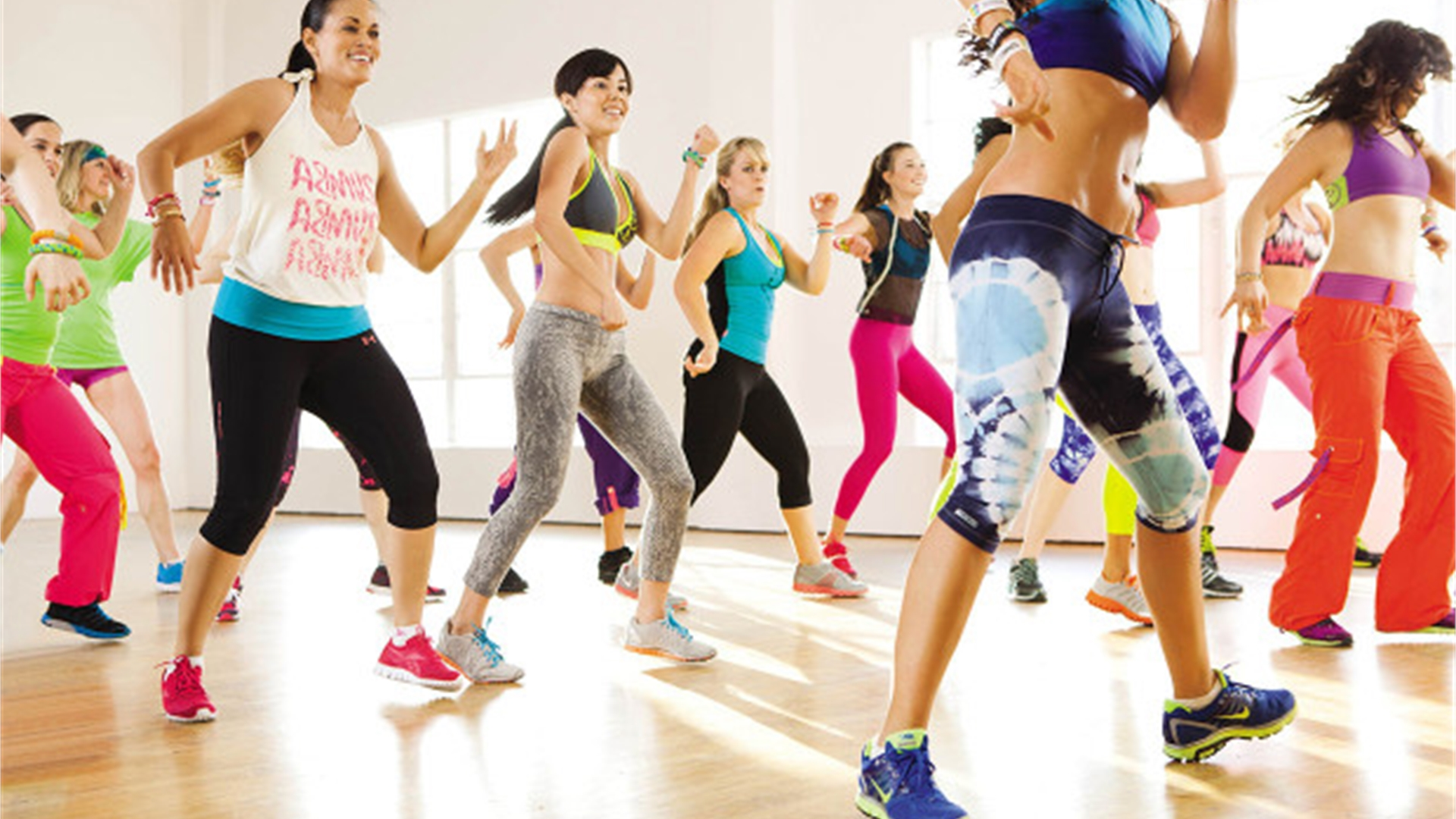 Zumba Dance Benefits
