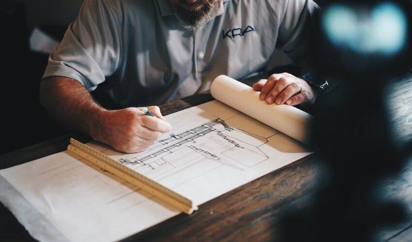 Infrastructure architect design