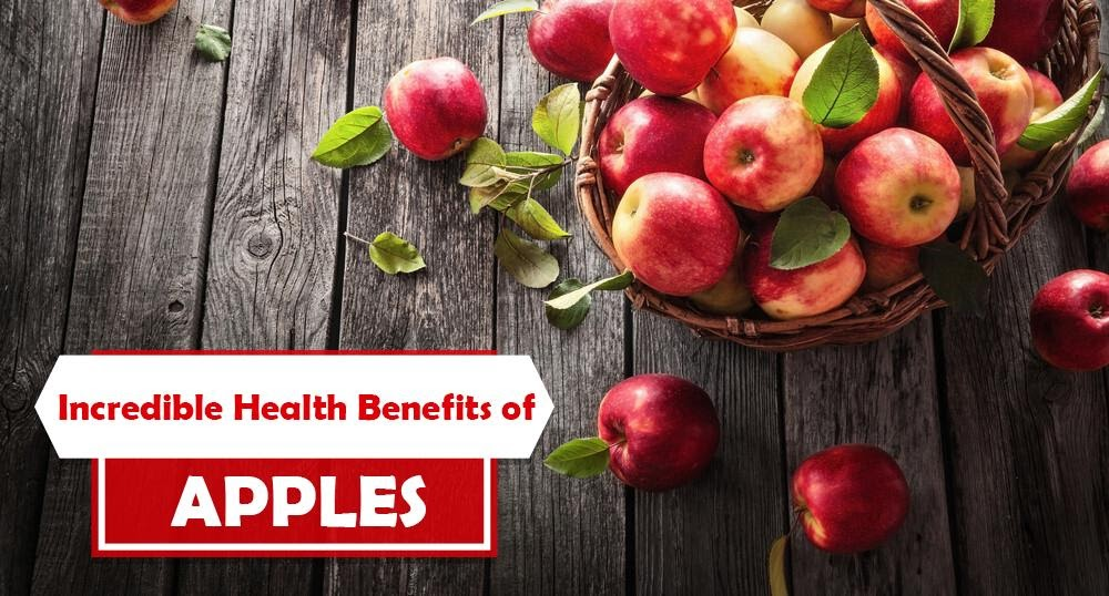 "Everyone has heard that famous saying, ""An apple each day holds the doctor away."" here you know about Health Benefits of Apples"
