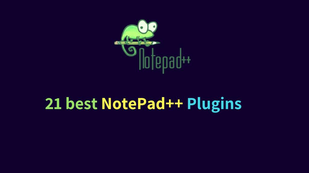 Best Notepad++ plugins