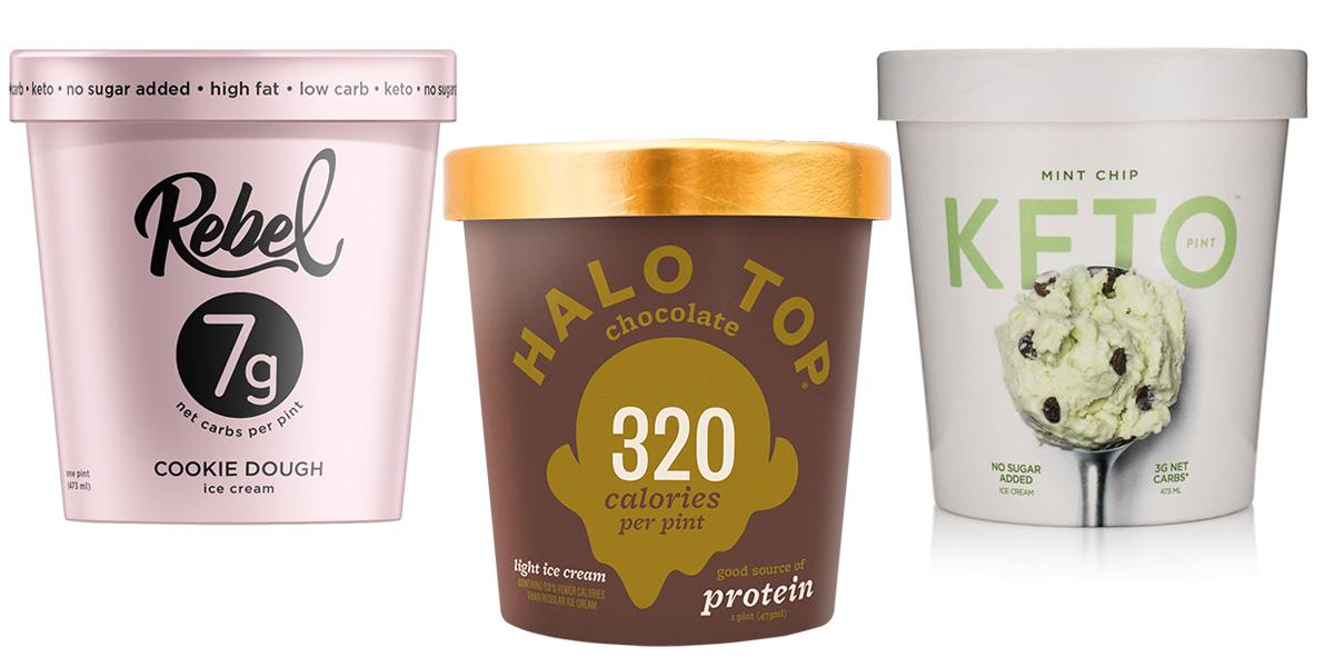 Keto Ice Creams
