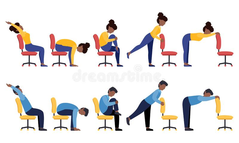 14 Chair Exercises And How To Get Started